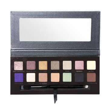 Eye Shadow Applicator Shade And Light Contour Palette