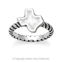 Texas Ring from James Avery