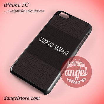 Giorgio_Armani Phone case for iPhone 5C and another iPhone devices