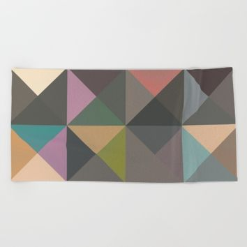 The Nordic Way XIII Beach Towel by Metron