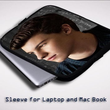 Stitches shawn mendes Sleeve for Laptop, Macbook Pro, Macbook Air (Twin Sides)