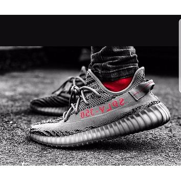 Come With Box Adidas Yeezy Boost 350 V2 Beluga 2.0 Gray Sz 7, 10, 11, 11.5