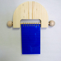 Note Pad Holder 3 x 5, Unfinished Wood, Tole Painting, DIY