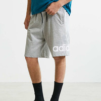 adidas Jersey Logo Knit Short - Urban Outfitters