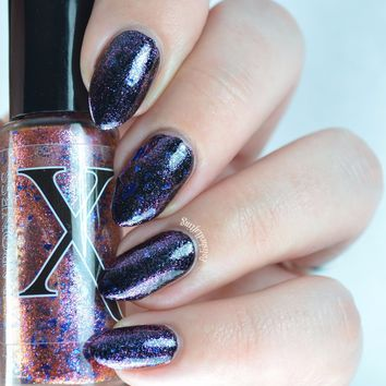Surrealistic - Shifting Glass Flakie Polish