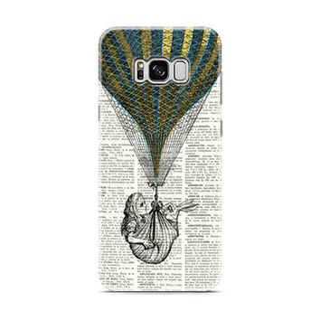 Alice In Wonderland Samsung Galaxy S8 | Galaxy S8 Plus Case