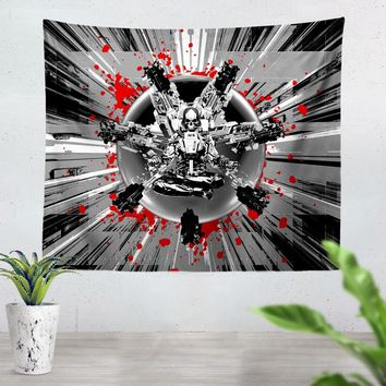 Dead Space Tapestry