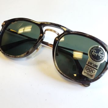 VINTAGE B&L RAY BAN W1368 Premier Combo A G15 Bausch & Lomb SUNGLASSES Very Rare