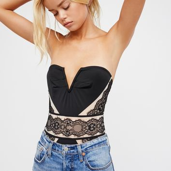 Free People Ainslie Bodysuit
