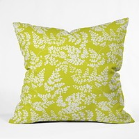 Aimee St Hill Spring 3 Throw Pillow