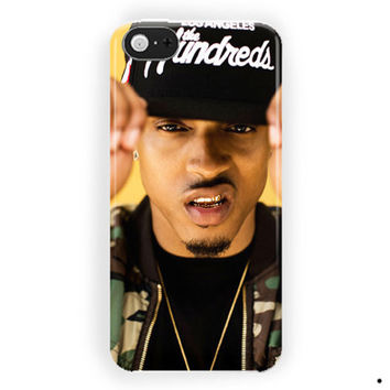 August Alsina R&B Hip Hop For iPhone 5 / 5S / 5C Case