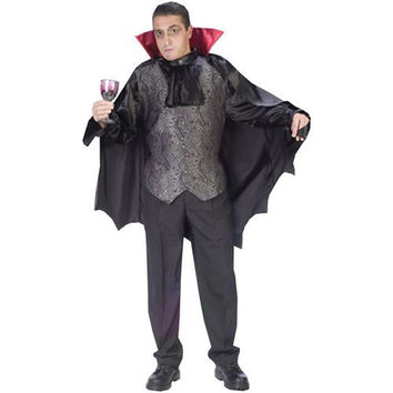 Men's Costume: Dapper Dracula