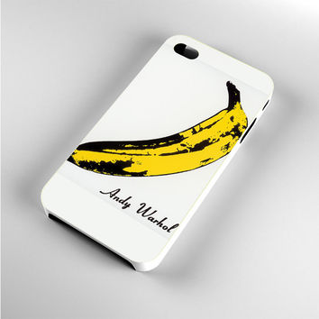 Andy Warhol Design iPhone 4s Case