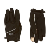The North Face Runners Men's Black Tech Touch Running Sport Gloves