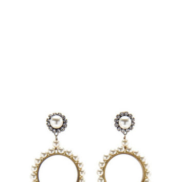 Pearl Earrings - Marc Jacobs