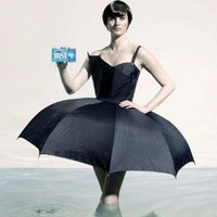 Umbrella Dress ? Funny, Bizarre, Amazing Pictures & Videos