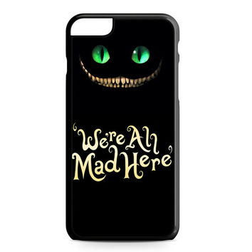 were ah mad here cover black iPhone 6 Plus Case