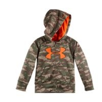 Under Armour Boys' Infant UA Tundraflage Hoodie