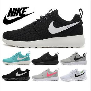 2016 summer New Leisure fashionable roshlis runs Women outdoor breathable Men shoes 36-45 412684122
