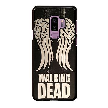 WALKING DEAD DARYL DIXON WINGS Samsung Galaxy S9 Plus Case Cover