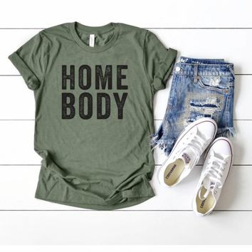 Home Body T-Shirt
