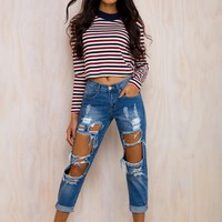 The Abbi Jeans - Sale