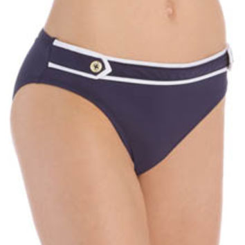Bleu by Rod Beattie 15506 Hey Sailor Hipster Swim Bottom