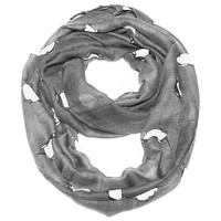 Super Cute Penguin Infinity Scarf - 5 Colors