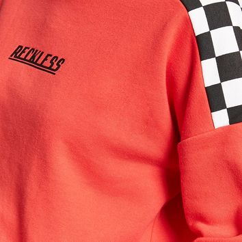 Reckless Graphic Sweatshirt