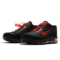Nike Air Max 2017 Fashion Woman Men Running Sneakers Sport Shoes-12