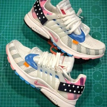 Piet Parra x NIKE PRESTO Fashion leisure sports shoes