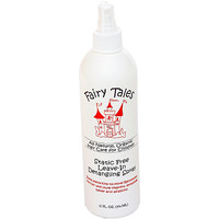 Static Free Leave-in Detangling spray