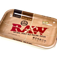 Raw Rolling Tray- Small