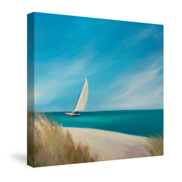 Sunday Sail Canvas Wall Art
