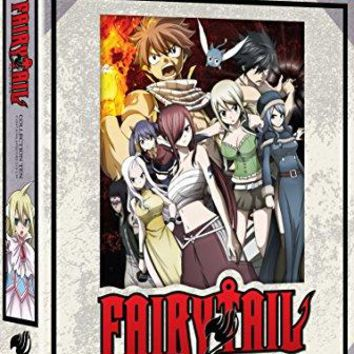 Todd Haberkorn & Cherami Leigh & Tyler Walker-Fairy Tail: Collection Ten