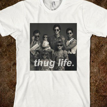Full House Thug Life T-Shirt - Men's Or Women's