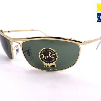 RAY BAN OLYMPIAN 3119 001 Easy Rider G15 Sunglass Sonnenbrille Sole Vintage
