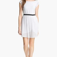 Matty M Eyelet Dress | Nordstrom