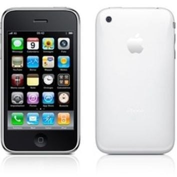 Apple iPhone 3GS 16GB (Vodafone lock) (White)