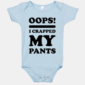 Oops! I Crapped My Pants!