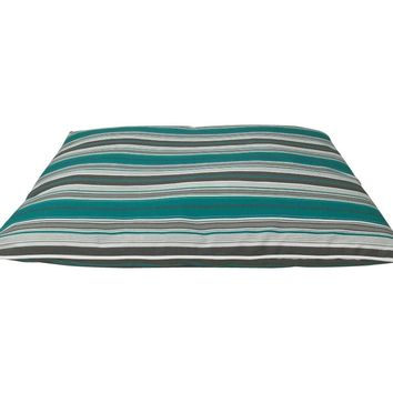 Outdoor Stripe Futon