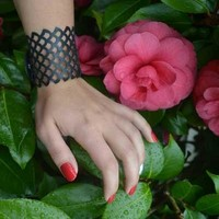 Recycled Bike Inner Tube Jewelry