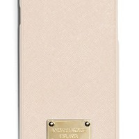 MICHAEL Michael Kors Saffiano Leather iPhone 6 Plus Case