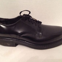 Lehigh Steel Toe Shoes Mens 5.5 EE Extra Wide Womens 7.5 EE Safety Black 5 1/2