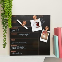 New Look Bulldog Weekly Planner Board at asos.com
