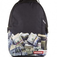 Money Rolled Backpack | Sprayground Backpacks, Bags, and Accessories