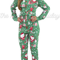 Santa One Piece Loungewear