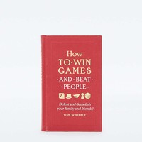 How to Win Games and Beat People - Urban Outfitters