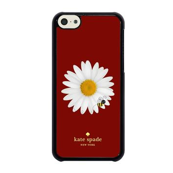 KATE SPADE FLOWER AND BEE iPhone 5C Case