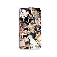 Cameron Dallas Phone Case Girly iPhone Case Cute iPod Case Collage Cover Marcon Boys Case iPhone 4 iPhone 5 iPhone 4s iPhone 5s iPod 5 Case